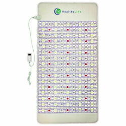 Healthyline 8040 Infrared Heating Pad Pemf Biotherapy Mat With Amethyst