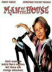 Man Of The House Rare Oop Dvd - Chevy Chase Jonathan Taylor Thomas - Vgc T177
