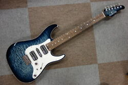Schecter Sd Dx 24 As Fxd Electric Guitar