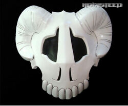 Anime Bleach Nelliel Cosplay Replica Mask Party Halloween Prop Frp Face Mask New