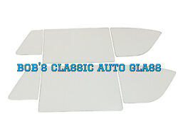 1957 1958 Ford Retractable Skyliner 51a 2dr Hardtop Classic Auto Glass New Flat