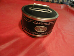 Jack Daniel's Poker Chips And Carousel With Cover Hard To Find Collectors Dream