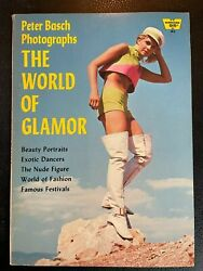 1967 Peter Basch The World Of Glamour No.83 Whitestone Books Excellent Nudes