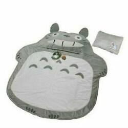 My Neighbor Totoro Sleeping Bag Schlafsack W/ Pillow Blanket For Baby From Japan