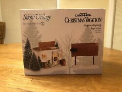 Griswold Family Buys A Tree National Lampoon Christmas Vacation Retired Dept.56
