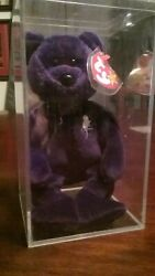The Beanie Babies Collection Princess + Case
