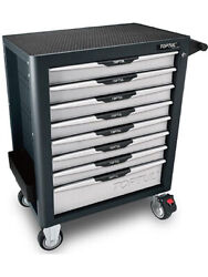Toptul 322pcs Mechanical Tool Set And 8 Drawer Roller Cabinet Ge-32203