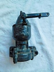 Model A Ford Governor 1928 1929 Hit And Miss Kingston Std Sawmill Air Compressor