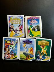 1990s Mcdonald's Happy Meal Toy Lot Of 5 With Boxes Vintage
