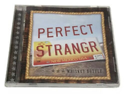 Perfect Strangr Whiskey Bottle Cd Signed New Mexico Country Western Music 2009