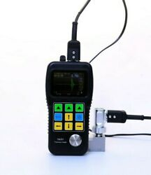 Ultrasonic Thickness Gauge Tm281 With Aandb Scan Range 0.02and039and039-20and039and039