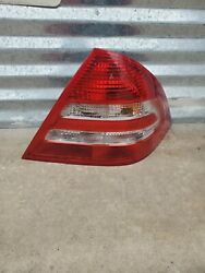 Used Tail Light For Mercedes-benz C230 2001-2003 Rh