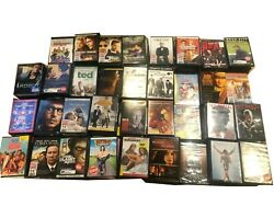Dvd Lot 210 Used All Genre Movies - Bulk Wholesale For Resale