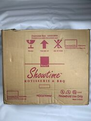Ronco Showtime Rotisserie Oven-bbq With Accessories Model 4000 1250 Watts Lg.