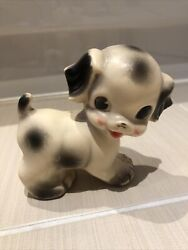 Rare The Sun Rubber Company Vintage Collector Toy Dog Squeaker American