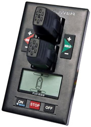 Imtra Smpjc222, Side Power Hydraulic Joystick Control Panel, Dual, S-link Vers