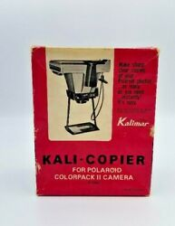 Vintage Kali-copier Accessory For Polaroid Colorpack Ii Camera Pre-owned