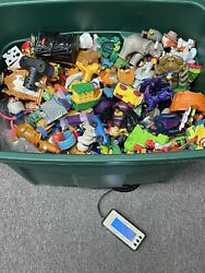 30 Pound Lot Of Mcdonalds, Wendy's, Burger King Happy Meal Toys Vintage