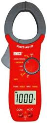 Meco 2502t Auto 1000a Ac Auto/ Manual Ranging 31 2 Digit 2000 Counts-vmg