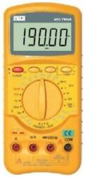 Meco 450-trms 41 2 Digit 20000 Counts Large Lcd Digital Multimeter-txw