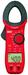 Meco 27t-auto 31 2 Digit / 2000 Counts 400a Ac Digital Clamp Meter-r2r