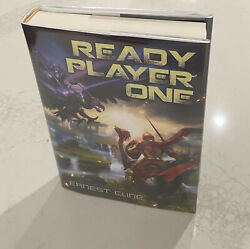 Ready Player One Signed Ernest Cline Numbered Hardcover Book Subterranean Press