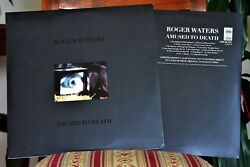 Audiophile Pink Floyd - Waters Amused To Death 2 Set Red And Blue 4lps