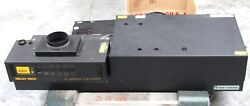 Melles Griot 543-a-a02 43 Series Ion Laser W/ Power Supply 176b-208b Not Tested