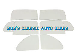 1941 Cadillac Coupe Series 62 Flat Glass New Classic Vintage Caddy Windows 2dr