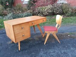 Russell Spannerruspancatalina Desk And Chair For Imperial Furnitureontario