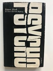 Psycho Signed By Robert Bloch First Edition 1959 1st Alfred Hitchcock Film