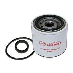 Hino Filter, Fuel/water For Scr Unit Selective Catalytic Reduction Hino 268