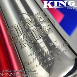 Vintage Silver King Clarinet Sterling Silver Bell Super Cool