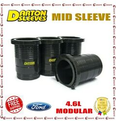 Darton 3.605 Bore 0.323 Wall Mid Sleeves For Ford 4.6l Modular 700-110