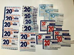 Bed Bath And Beyond Coupons 20 Coupons Expired 17 20 Off + 3 10 Off 30
