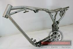 Re Custom Aftermarket Sportster 883 Ez Ready To Go 100 Good Main Frame Chassis