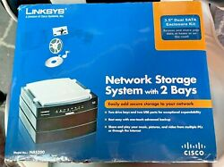 Linksys NAS200 Network Storage Server