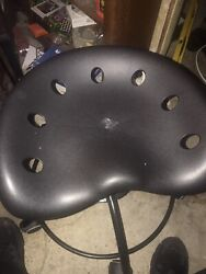 Ikea Tractor Seat Bar Stool Drafting Stool With Wheels