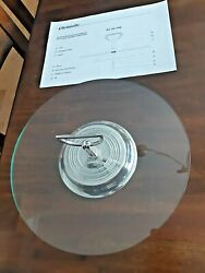 Christofle Silver Plated Cheese Hors Dand039oeuvres Tray W/box Free Shipping