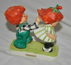 Hummel Goebel Guess Who Byj40 1958 Signed Charlet Rare Hand Painted