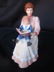 Collectibles Figurine Storytime Homco Decorative Collectible Brands Vintage Gift