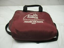 Allied Life Support Products, Adult Trauma Air Pants, 600 Series