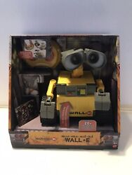 Disney Pixar Rc Remote Control Hello Wall-e Lights Sounds Robot 2020 New