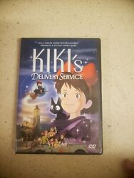 Kikis Delivery Service Dvd, 2003, 2-disc Set Htf Oop Great Condition