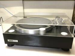 Yamaha Gt-2000 Record Player Turntable W/ Dam Entre Tested Working Ex++