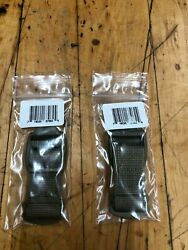 New Lot Of 2 Ocp Tan Coyote Load Lifter Molle Frame Attachment Strap Usgi Us