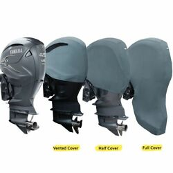 Oceansouth Outboard Covers For Yamaha F425a Xto V8 5.6l Year 2018