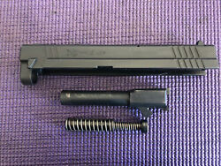 Smith And Wesson Xd 45 .45 Acp Slide Barrel And Recoil Spring Very Nice Condition