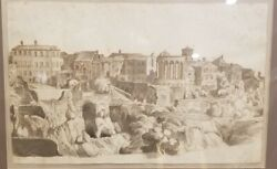 Late 18th Early 19th Century View Of Tivoli Sothebys Provenance