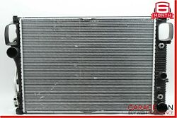 07-11 Mercedes W221 S550 Cl550 Engine Cooling Radiator A/c Condenser Assembly